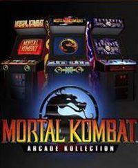 Okładka Mortal Kombat Arcade Kollection (X360)