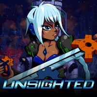 Unsighted (PC cover