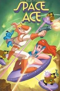 Okładka Space Ace (PC)
