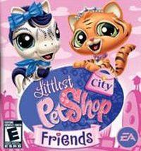 Okładka Littlest Pet Shop Friends: City (NDS)