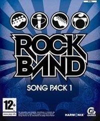 Game Box for Rock Band Track Pack: Vol. 1 (Wii)