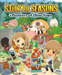 Story of Seasons: Pioneers of Olive Town (PC cover
