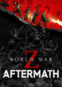 World War Z: Aftermath (PC cover