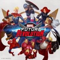 Marvel Future Revolution (AND cover