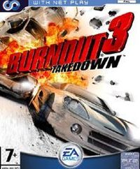 Okładka Burnout 3: Takedown (PS2)
