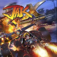 Game Box for Jak X: Combat Racing (PS4)