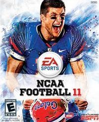 Okładka NCAA Football 11 (PS2)
