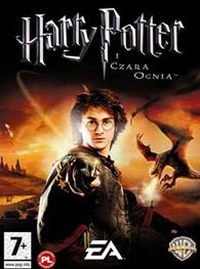 Okładka Harry Potter and the Goblet of Fire (PC)