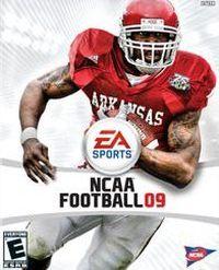 NCAA Football 09 (X360 cover