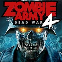 Game Box for Zombie Army 4: Dead War (PC)