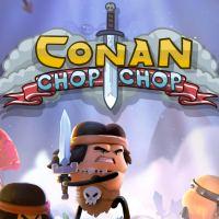 Okładka Conan Chop Chop (PS4)