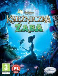 Okładka The Princess and the Frog (PC)