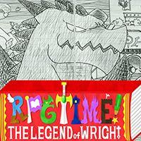 Okładka RPG Time: The Legend of Wright (PC)