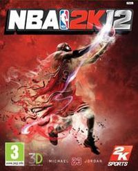 Game Box for NBA 2K12 (PC)