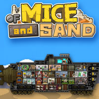 Okładka Of Mice and Sand: Revised (Switch)