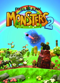 Okładka PixelJunk Monsters 2 (PS4)