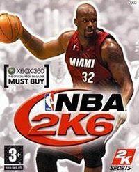 Okładka NBA 2K6 (XBOX)