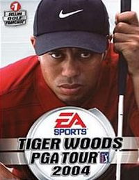 Okładka Tiger Woods PGA Tour 2004 (PC)