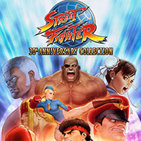 Okładka Street Fighter: 30th Anniversary Collection (PC)