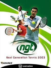 Okładka Next Generation Tennis 2003 (PC)