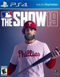 Okładka MLB: The Show 19 (PS4)