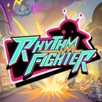 Game Box for Rhythm Fighter (Switch)