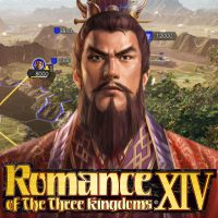 Game Box for Romance of the Three Kingdoms XIV (PC)