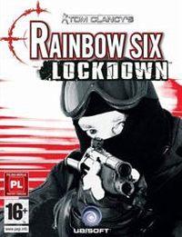 Okładka Tom Clancy's Rainbow Six: Lockdown (PC)