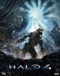 Game Box for Halo 4 (PC)