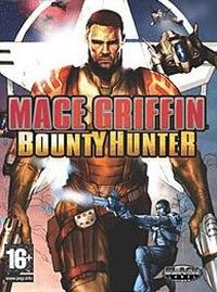 Game Box for Mace Griffin Bounty Hunter (PC)