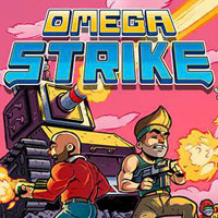 Omega Strike cover