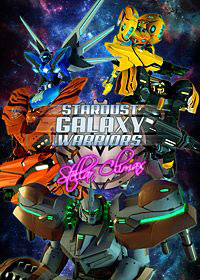 Stardust Galaxy Warriors: Stellar Climax cover