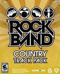 Okładka Rock Band Country Track Pack (X360)