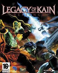 Game Box for Legacy of Kain: Defiance (PC)