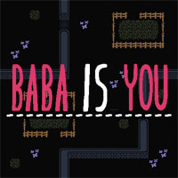 Okładka Baba Is You (PC)