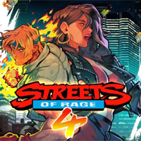 Game Box for Streets of Rage 4 (PC)