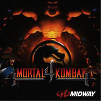 Okładka Mortal Kombat 4 (PC)