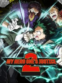 Game Box for My Hero One's Justice 2 (PC)