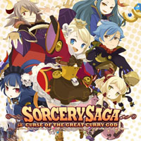 Game Box for Sorcery Saga: The Curse of the Great Curry God (PC)