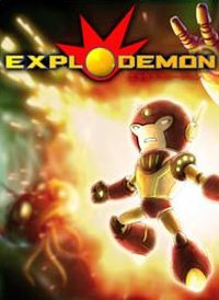 Game Box for Explodemon! (PS3)