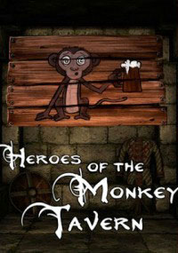 Okładka Heroes of the Monkey Tavern (PC)