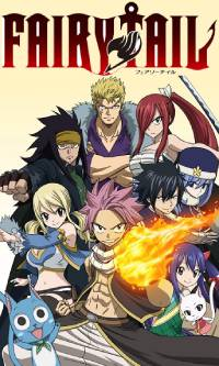 Okładka Fairy Tail (PC)