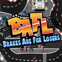 Game Box for BAFL: Brakes Are for Losers (PC)
