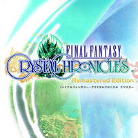 Game Box for Final Fantasy: Crystal Chronicles - Remastered Edition (PS4)