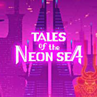Game Box for Tales of the Neon Sea (Switch)