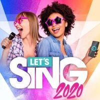 Okładka Let's Sing 2020 (PS4)