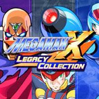 Okładka Mega Man X Legacy Collection (XONE)