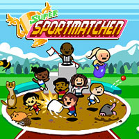 Okładka Super Sportmatchen (Switch)