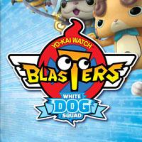Okładka Yo-Kai Watch Blasters (3DS)