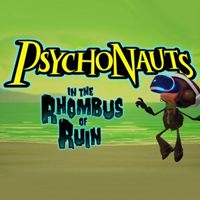 Okładka Psychonauts in the Rhombus of Ruin (PS4)